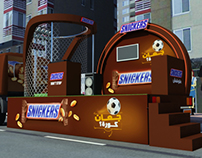 SNICKERS Roadshow