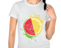 Summer Fruit Tees