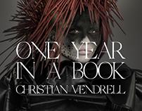 Christian Vendrell: Brochure Design