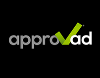 Approvad Logotype