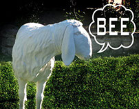 "THE SHEEP ""BEE"""