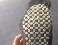 3D Printed Outsole Shoe