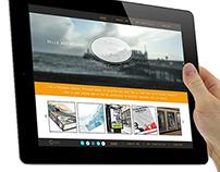 Graphic Design Webpage, CV and Portfolio