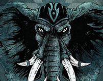 Mystical Elephant