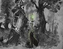 El Peregrino y Valafar