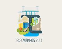 ExpoVizinhos Branding