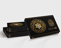 Lebanon Sweets Brand Box Packaging | Royal Baklawa Box