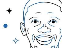Samuel Eto'o Card