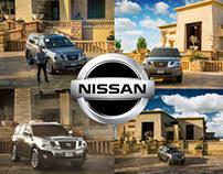 2013 Nissan Patrol - Dead Sea