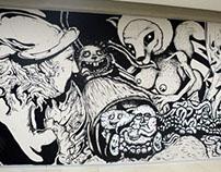 Mural de La Barba+EG+Fennel