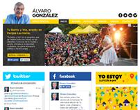 Álvaro González Wordpress