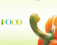Food Magazine Windows8