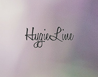 HygieLine - Website Layout