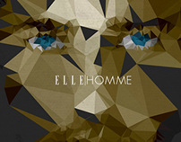 ELLE HOMME CHINA / T-SHIRT GRAPHICS