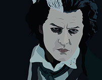 Alternative Posters Sweeney Todd