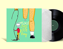 Album Cover Design - One Foot Boy (Mika)