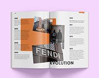 STYL - Magazine project