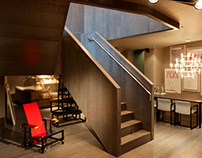 Cassina Contemporary Staircase