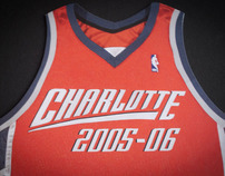 "Charlotte Bobcats 2005-06  // ""Get Closer"" Campaign"