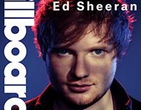 Ed Sheeran by Jason Bell for Billboard