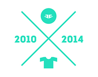 Tees collection 2010-2014