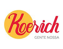 Redesign Lojas Koerich