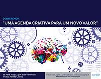 Conference - Uma agenda criativa para um novo valor