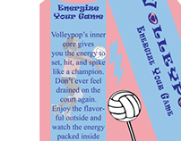 Energize Your Game with Volleypops
