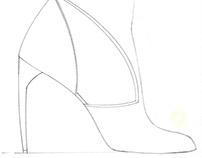 Millennia Collection- Technical Sketches