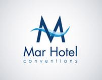Redesign da marca Mar Hotel