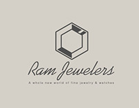 Ram Jewelers Logo Studies