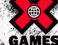 X GAMES + DECK ART
