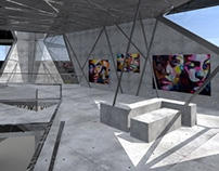Galeria inspirowana nurtem konstruktywistycznym