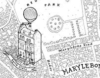 Regency London Map
