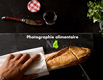 Brochure Agence N4 | Food Photography