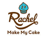 Rachel Make My Cake - rebrand