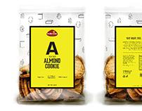 Andersons Almond Cookies