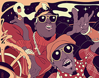 OutKast For The New Yorker
