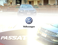 2012 VW Passat Launch - Dead Sea