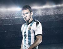 Team Messi - Argentina
