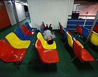 Les dormeurs du ferry