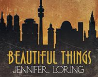 E-book Cover Design:  'Beautiful Things'