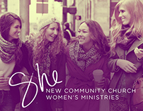 Women's Ministry Logo & Branding