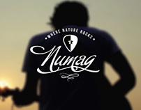 """""""Numag"""" Drafts Brand Design"""
