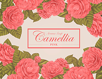 camellia soap package