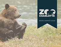 Zoo Charlotte Corporate Identity