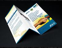 IICA El Salvador - Tri-Fold Brochure