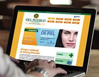 Web Farmacias del Pueblo