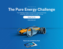 Vattenfall - The Pure Energy Challenge