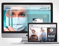 Galeno website